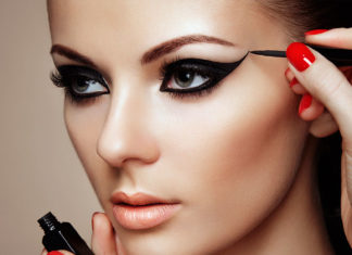 Dazzling Eye Make up Trends