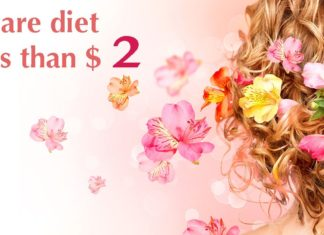 Hair Care Diet for Healthy and Beautiful Hair