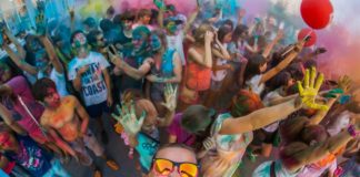 HOLI IS HERE! ARE YOU READY FOR SOME FUN?