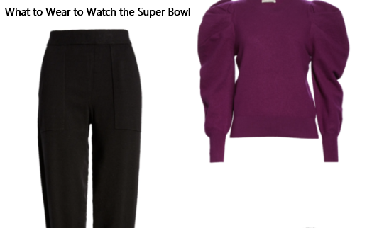 What to Wear to Watch the Super Bowl