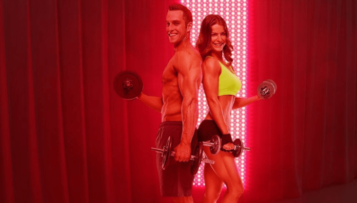 Fitness Guide Using Red Light Therapy